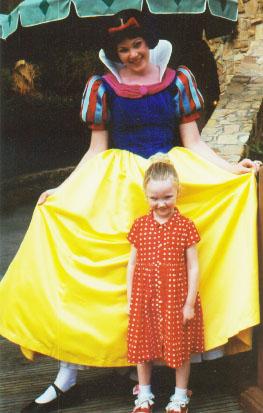 Autumn and Snow White