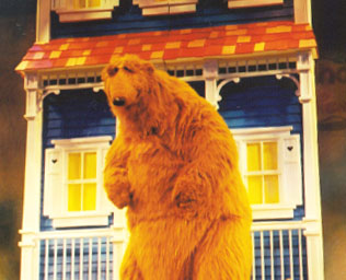 Bear In The Big Blue House Live on Stage