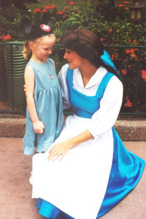 Autumn talks to Belle